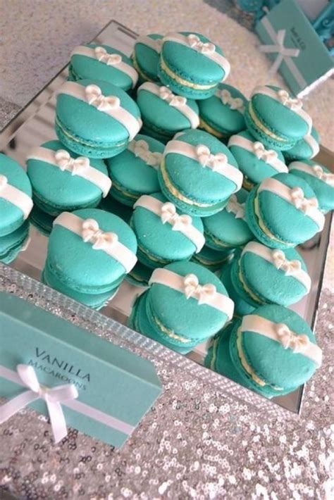 Macaron Baby Shower Favor by Wedding Theme All Things Turquoise 2319502 Weddbook