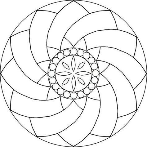 mosaic pattern to print de 15 b 228 sta mandala bilderna p 229 pinterest