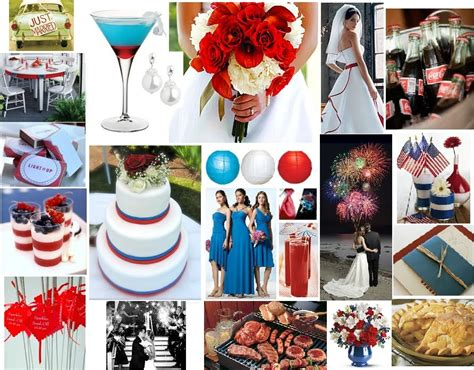 de lovely affair july 4th wedding inspiration a happy birthday present to you