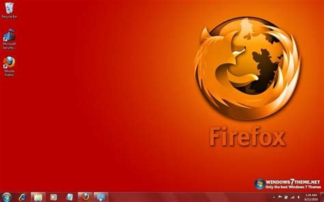 mozilla themes for windows 7 windows 7 firefox themes brand thunder