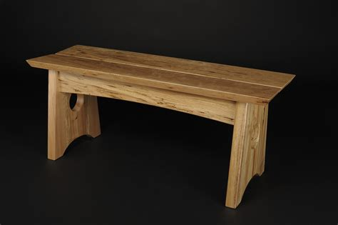 maple bench maple wood benches saratoga woodworks