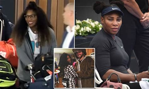 serena williams is already having a very reddit wedding serena williams lands in nz after announcing engagement to