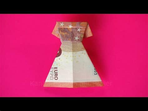 braut aus geldscheinen falten geldschein falten kleid zum geldgeschenke basteln z b