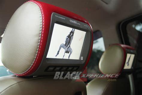 Tv Mobil Coustic modifikasi honda freed bertema iron blackxperience