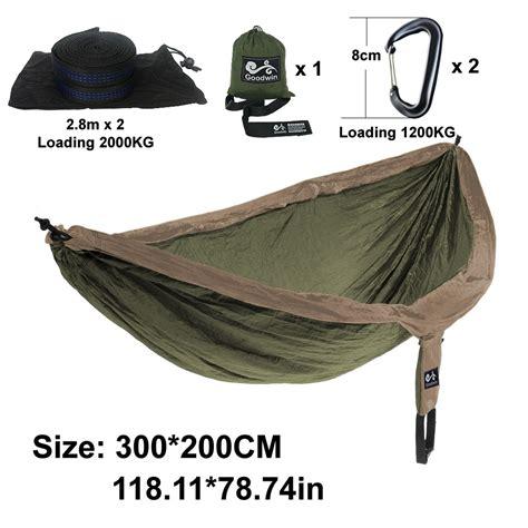 Hammock Width aliexpress buy hammock length 300cm width 200cm person use from reliable hammock