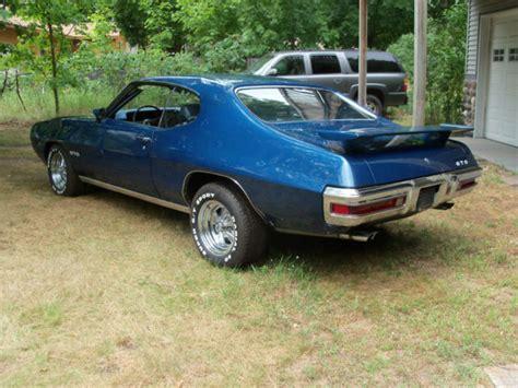pontiac classic parts 1970 pontiac gto 4 speed project car with parts car to go