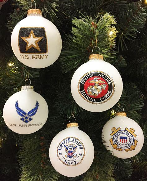 marine christmas ornaments