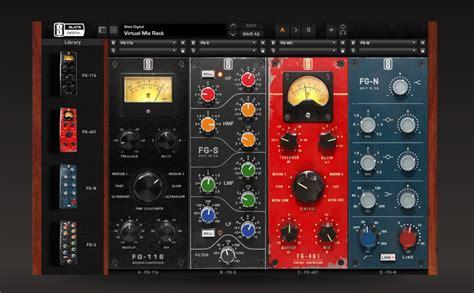 Slate Digital Mix Rack by Mix Rack Slate Digital Mix Rack