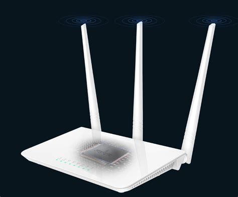 Tenda F3 300mbps Router Wireless tenda n300 wifi router 300mbps f3 backup white