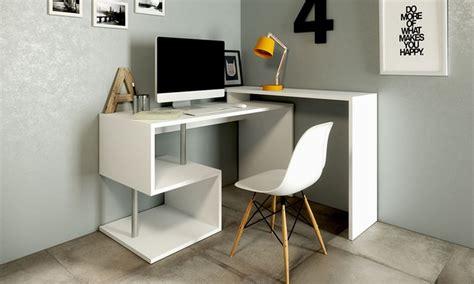 scrivania casa scrivania angolare trend groupon goods