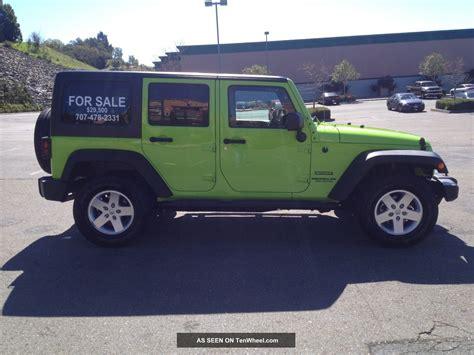 2012 jeep wrangler 4 door 2012 jeep wrangler unlimited sport sport utility 4 door
