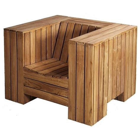 Outdoor Armchair by Outdoor Armchair By Piet Hein Eek Desired Home