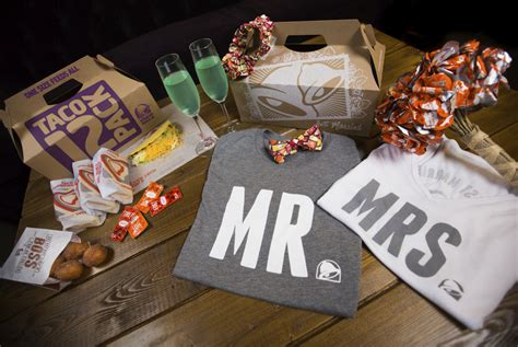 Taco Bell Wedding Sweepstakes - valentine s day 2017 las vegas taco bell wedding contest