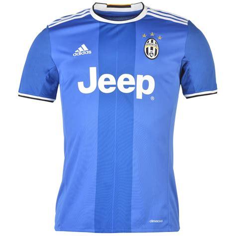 Jersey Juventus Fc Away Official Season 1516 adidas juventus away jersey 2016 2017 mens blue football soccer top shirt