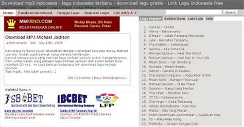 Download Mp3 Gudang Lagu Indonesia | gratis 777 gratis gudang lagu mp3 indonesia