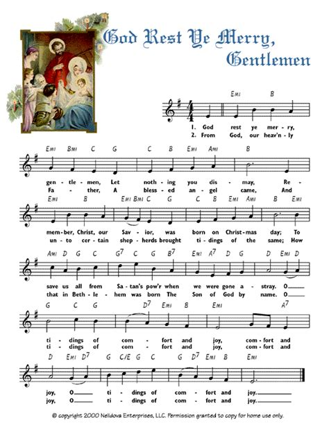 printable sheet music free christmas christmas music sheet bbt com