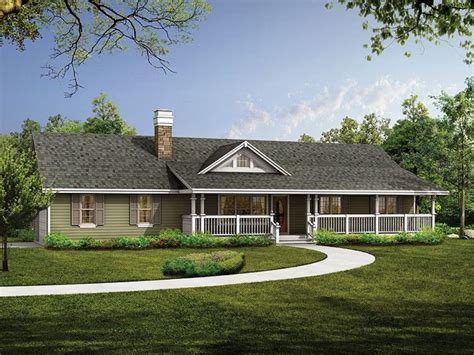 Single Story Farmhouse Plans luxury country ranch house plans