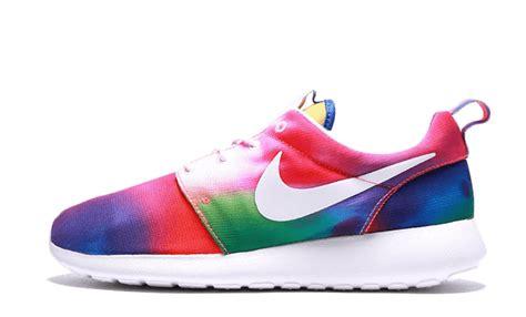 Sepatu Nike Air One Rainbow Sole nike roshe run rainbow print the sole supplier