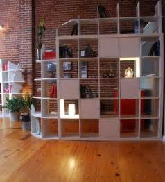 Ikea Hack Room Divider Expedit Storage And Room Divider From Hgtv Ikea Hackers Ikea Hackers
