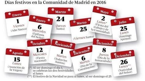 Calendario Chino 20016 Calendario Laboral 2017 Madrid De Opcionis