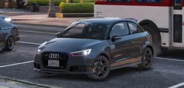 Audi Mods 2016 Audi S1 Add On Gta5 Mods