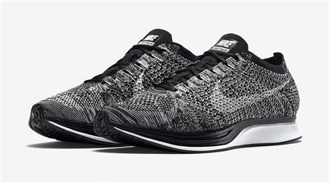Nike Flynit Racer 2 nike flyknit racer oreo 2 0 sneaker bar detroit