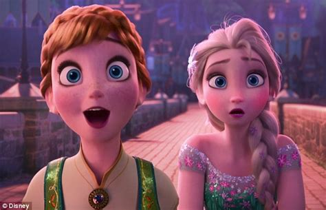 is frozen 2 a short film frozen fever trailer sees elsa anna and olaf return to