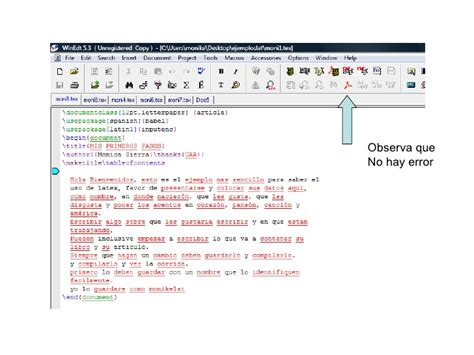 tutorial latex tutorial de latex continuacion