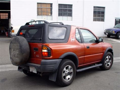 isuzu amigo hardtop rally tops quality hardtop for isuzu amigo rodeo sport
