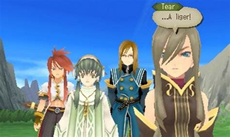 Kaset 3ds Tales Of The Abyss deja review tales of the abyss 3ds
