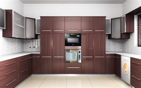 Pvc Kitchen Furniture Designs Pvc Modular Kitchen Cabinets In Coimbatore Interiors