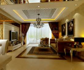 Luxury Home Interior Designers New Home Designs Luxury Homes Interior Decoration Living Room Designs Ideas
