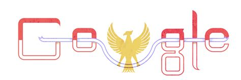 indonesia independence day 2014 pcholic doodle today to celebrate quot indonesia