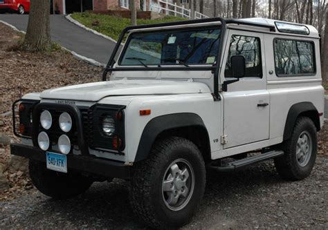 1995 land rover defender 1995 land rover defender pictures cargurus