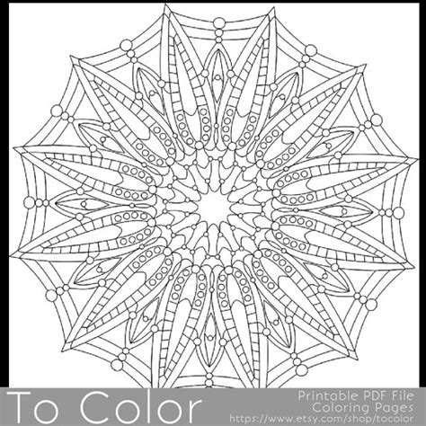 coloring book gel pens items similar to detailed printable coloring pages for