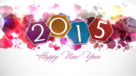 new year 2015 wallpaper happy new year 2015 colorful desktop hd wallpaper
