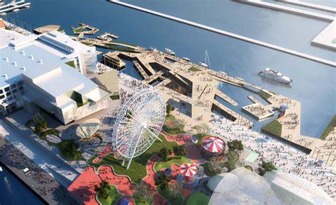 design competition chicago aedas martha schwartz partners chicago navy pier proposal