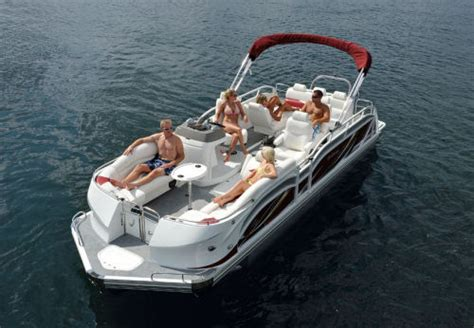 tritoon boat with head jc pontoon tritoon classic 246 2014 2014 reviews