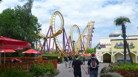 theme park belgium photo tr walibi belgium theme park review