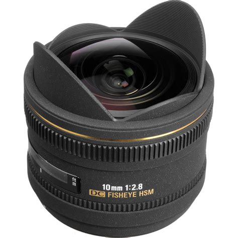 Nikon Lensa 10mm F 2 8 sigma 10mm f 2 8 ex dc hsm fisheye lens for nikon dx 477