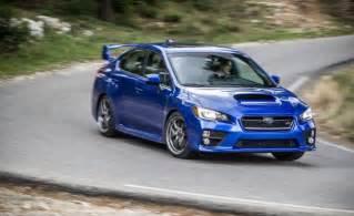 Subaru Wrx And Sti 2017 Subaru Wrx Priced From 27 515 News Car And