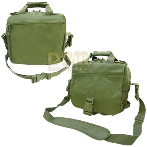 Tactical Bag 023 Import molle evade escape utility shoulder carrying bag tactical e e carrier od green