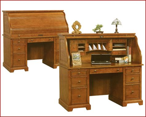 Winners Only Roll Top Computer Desk by Winners Only Topaz Roll Top Desk In Cinnamon Wo Gt257r