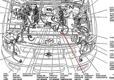 ford f150 engine diagram 5 4 ford engine diagram 2005 f150 5 free engine image