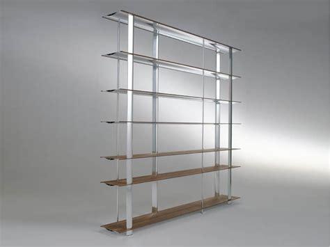 libreria alluminio libreria in alluminio e legno kaze horm