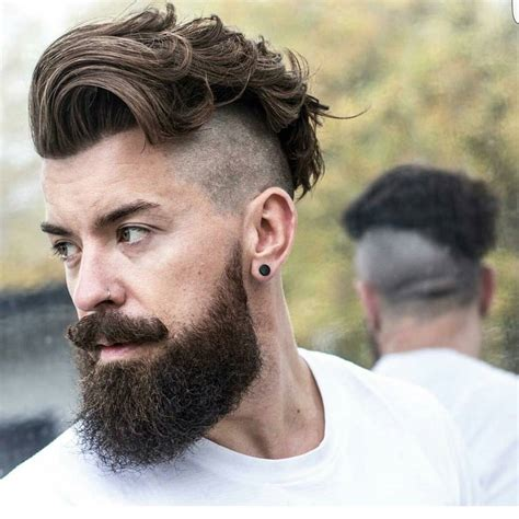 hairstyles with beard and mustache 75 excellent facial hair styles new 2018 trends