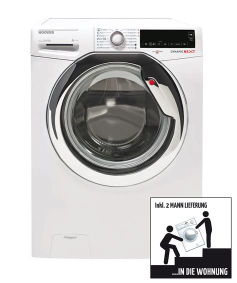 Hoover Waschmaschine Kundendienst by Hoover Dxa59 Ah S Dynamic Waschmaschine Eek A 1500