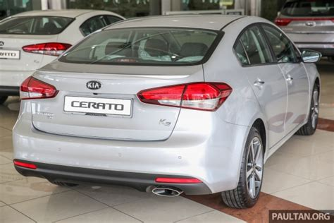 Kia Cerato Facelift Kia Cerato Facelift Now In Showrooms Kx 1 6l 2 0l