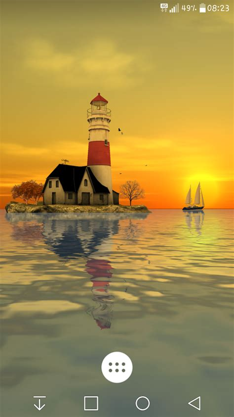 lighthouse   wallpaper  android