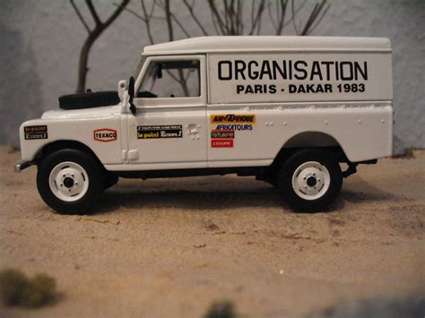 land rover dakar land rover organisation du paris dakar 1983 dakar 1 43